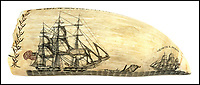 There she blows - record price paid for scrimshaw art.