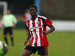 Kimarni Smith of Sheffield Utd during the U23 Professional Development League Two match at the Local Look Stadium, Sheffield. Picture date: September 26th, 2016. Pic Simon Bellis/Sportimage