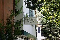 CARMEL - APR 29: Casa De Carmel Inn in Carmel, California on April 29, 2011.