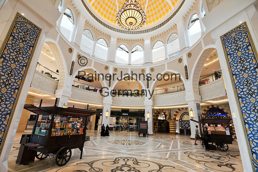 United Arab Emirates, Dubai: Dubai Mall, worlds largest shopping mall
