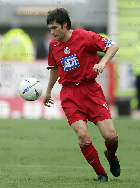 Michael Hart, Aberdeen.stock season 2004-2005.pic willie vass