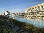 Valencia-Spain, January 08, 2018; <br /> Ciudad de las Artes y Ciencias; architecture; <br /> Photo © HorstWagner.eu