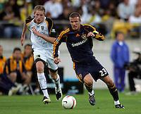 071201 Football - Wellington Phoenix v LA Galaxy
