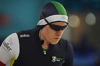 SCHAATSEN: HEERENVEEN: 03-02-2017, KPN NK Junioren, Junioren A Heren 500m, Tijmen Snel, ©foto Martin de Jong