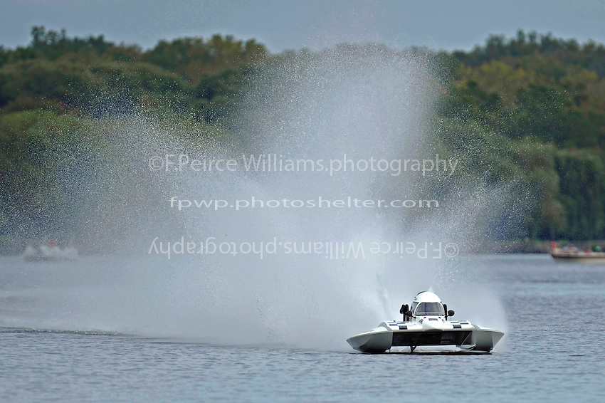 "John Krebs, NM-233 ""Just Crazy"" (National Mod hydroplane(s)"