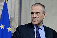 Carlo Cottarelli incaricato per la formazione del Governo