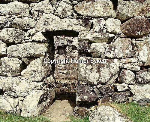 St Saint Cybi Cybi's Holy Well. Llangybi, Caernarfon, Gwynedd, Wales. Uk. Celtic Britain published by Orion
