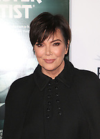 HOLLYWOOD, CA - NOVEMBER 12: Kris Jenner, at the AFI Fest 2017 Centerpiece Gala Presentation of The Disaster Artist on November 12, 2017 at the TCL Chinese Theatre in Hollywood, California. <br /> CAP/MPIFS<br /> &copy;MPIFS/Capital Pictures