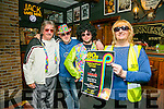 Tralee First Responders, launching an 80's Party fundraiser in Hennessy's Bar on Friday April !st featuring Diarmuid O'Brien aka Jerry Saunders. L-r  James Callagh, Tony Hennessy and Julie O'Sullivan