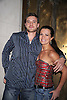Billy Miller and Melissa Claire Egan..at The All My Children Christmas Party on December 20, 2007 at Arena in New York City. ..Robin Platzer, Twin Images