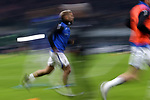 Alejandro Gomez of Atalanta warms up before the Serie A match at Giuseppe Meazza, Milan. Picture date: 11th January 2020. Picture credit should read: Jonathan Moscrop/Sportimage