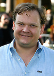 """WESTWOOD, CA. - October 26: Actor Andy Richter arrives at the premiere of Dreamworks' """"Madagascar: Escape 2 Africa"""" at the Mann Village Theater on October 26, 2008 in Los Angeles, California."""