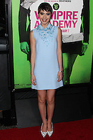 "LOS ANGELES, CA - FEBRUARY 04: Sami Gayle at the Los Angeles Premiere Of The Weinstein Company's ""Vampire Academy"" held at Regal Cinemas L.A. Live on February 4, 2014 in Los Angeles, California. (Photo by Xavier Collin/Celebrity Monitor)"