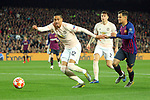 UEFA Champions League 2018/2019.<br /> Quarter-finals 2nd leg.<br /> FC Barcelona vs Manchester United: 3-0.<br /> Chris Smalling, Victor Lindelof & Philippe Coutinho.