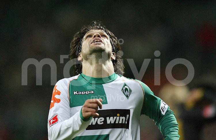 Fussball  1. Bundesliga  Saison 2006/2007 DIEGO (SV Werder Bremen)