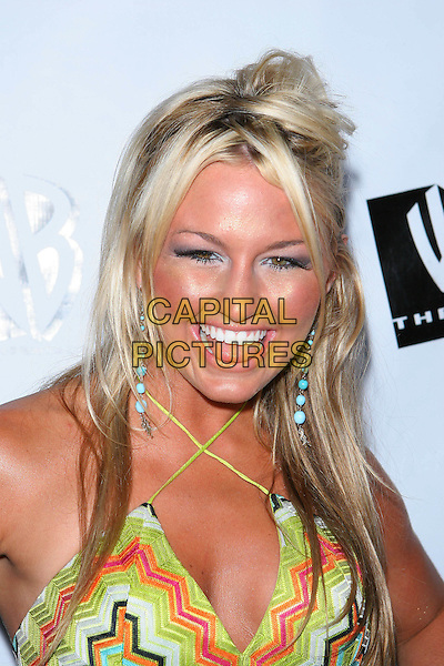 22 July 2005 - Los Angeles, California - Lauren Bergfeld. WB 2005 Summer All Star Celebration held at The Cabana Club. Photo Credit: Jacqui Wong/AdMedia