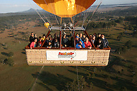 20151022 October 22 Hot Air Balloon Gold Coast
