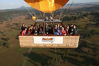 20151022 October 22 Hot Air Balloon Gold Coast