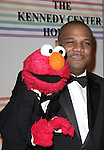 Elmo & Kevin Jeffrey Clash .arriving for the 34th Kennedy Center Honors Presentation at Kennedy Center in Washington, D.C. on December 4, 2011