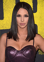"HOLLYWOOD- DECEMBER 12:  Scheana Shay at the world premiere of ""Pitch Perfect 3"" at the Dolby Theatre on December 12, 2017 in Hollywood, California. (Photo by Scott Kirkland/PictureGroup)"
