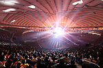 A general view of the New Japan Pro-Wrestling Wrestle Kingdom 14 at Tokyo Dome on January 4, 2020 in Tokyo, Japan. (Photo by New Japan Pro-Wrestling/AFLO)