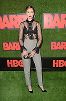 """LOS ANGELES - FEB 21:  Amanda Crew at the """"Barry"""" HBO Premiere Screening at the NeueHouse Hollywood on February 21, 2018 in Los Angeles, CA"""