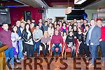 Surprise 50th birthday party for Colin Rogers,  Laurel Court, Tralee, celebrating with family and friends at Gally's Bar on Saturday