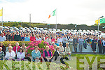 Hundreds attended the Holy Well Mass on St Mary's feast day on Pattern Day in Ballyheigue on Wednesday..