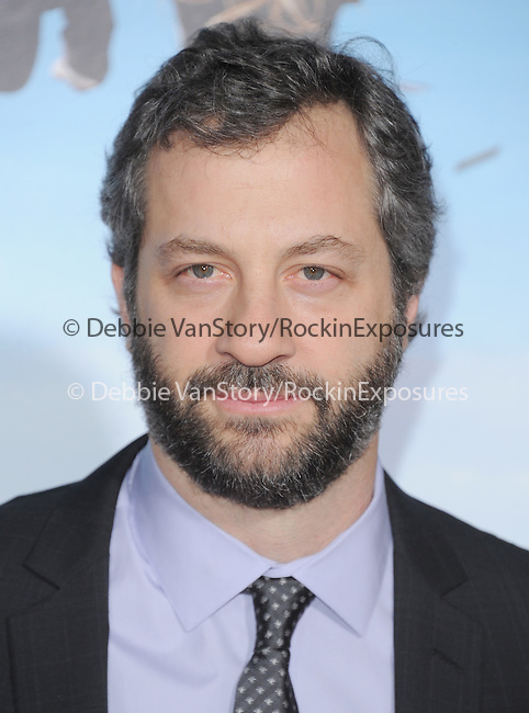 Judd Apatow at The Universal Pictures World Premiere of Wanderlust held at The Mann Village Theatre in Westwood, California on February 16,2012                                                                               © 2012 Hollywood Press Agency