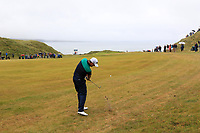 Padraig Harrington (IRL) during the 3rd round of the Dubai Duty Free Irish Open, Lahinch Golf Club, Lahinch, Co. Clare, Ireland. 06/07/2019<br /> Picture: Golffile | Thos Caffrey<br /> <br /> <br /> All photo usage must carry mandatory copyright credit (© Golffile | Thos Caffrey)