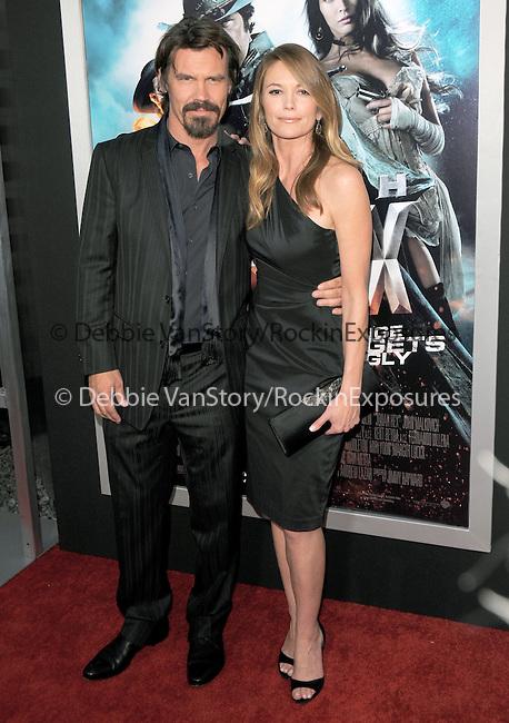 Josh Brolin & Diane Lane Brolin at the Warner Bros. Pictures Special Screening of Jonah Hex in Hollywood, California on June 17,2010                                                                               © 2010 Debbie VanStory / Hollywood Press Agency