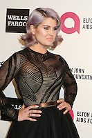 WEST HOLLYWOOD, CA - MARCH 2: Kelly Osbourne attending the 22nd Annual Elton John AIDS Foundation Academy Awards Viewing/After Party in West Hollywood, California on March 2nd, 2014. Photo Credit: SP1/Starlitepics. /NORTePHOTO