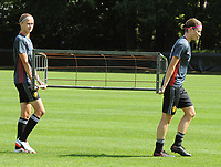20170721 - RIJEN , NETHERLANDS : illustration  pictured during the training on the pitch of VV Rijen , The Netherlands PHOTO SPORTPIX.BE | DIRK VUYLSTEKE