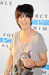 WEST HOLLYWOOD, CA- SEPTEMBER 12: Songwriter Diane Warren attends Mercy For Animals 15th Anniversary Gala at The London on September 12, 2014 in West Hollywood, California.