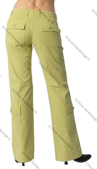 Apparel Stock Photos Stock Photo of Apparel Pants Back Shot