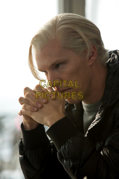 Benedict Cumberbatch<br /> in The Fifth Estate (2013) <br /> *Filmstill - Editorial Use Only*<br /> CAP/FB<br /> Image supplied by Capital Pictures