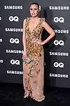 Berta Collado attends the 2018 GQ Men of the Year awards at the Palace Hotel in Madrid, Spain. November 22, 2018. (ALTERPHOTOS/Borja B.Hojas)