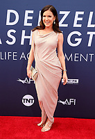 6 June 2019 - Hollywood, California - Kira Reed Lorsch. American Film Institute's 47th Life Achievement Award Gala Tribute To Denzel Washington held at Dolby Theatre.    <br /> CAP/ADM/FS<br /> ©FS/ADM/Capital Pictures