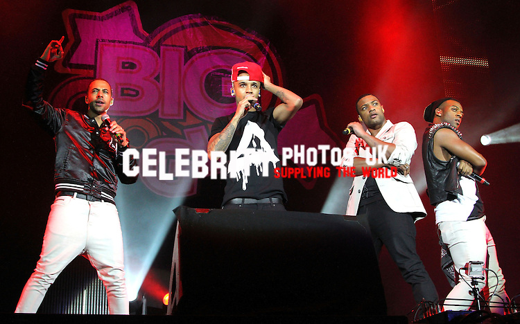 JLS performs at the Girlguiding Big Gig 2012Motorpoint Arena, Sheffield, UK - October 6th 2012Picture By: Brian Jordan / Retna Pictures.. ..-..