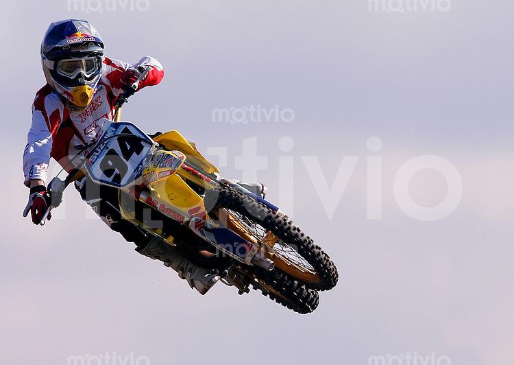 Mattstedt , 040406 , Ken Roczen Homestory  Ken Roczen (11) ist Deutschlands Nachwuchshoffnung in der Sportart Motocross.