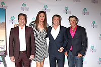 """PALM SPRINGS - JAN 11:  Jaems Van Patten, Caitlyn Jenner, Vincent Van Patten, Nels Van Patten at the """"Walk to Vegas"""" World Premiere at the Richards Center for the Arts on January 11, 2019 in Palm Springs, CA"""