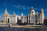 Liverpool Waterfront Architecture
