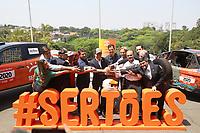 SÃO PAULO, SP, 18.10.2019 - POLITICA-SP - João Doria, Governador de São Paulo, anuncia a etapa de São Paulo do Sertões Series, com detalhes sobre o calendário da disputa, no Palácio dos Bandeirantes, em São Paulo, nesta sexta-feira, 18. (Foto Charles Sholl/Brazil Photo Press/Folhapress)
