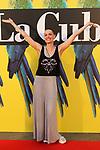 Actress attends Adios Arturo premiere by La Cubana at Teatro Calderon on October 09, 2019 in Madrid, Spain.(ALTERPHOTOS/ItahisaHernandez)