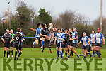 Action from Tralee RFC  v Cobh Pirates RFC at O'Dowd Park Clahane Tralee on Sunday
