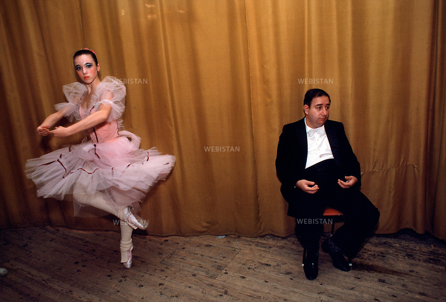 Azerbaijan, Baku, Heydar Aliyev Palace (former Lenin Palace), 1988<br />