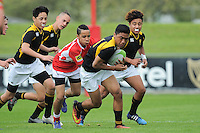 161008 Under-13 Rugby - Tasman v Wellington