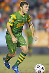 22 September 2012: Tampa Bay's Frankie Sanfilippo. The Carolina RailHawks played the Tampa Bay Rowdies to a 0-0 tie at WakeMed Soccer Stadium in Cary, NC in a 2012 North American Soccer League (NASL) regular season game.