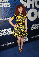 HOLLYWOOD, CA - MAY 5: Natasha Lyonne, at the Show Dogs film premiere at the TCL Chinese Theatre in Hollywood, California on May 5, 2018. Credit: Faye Sadou/MediaPunch