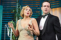 Private Lives by Noel Coward,directed by Richard Eyre.With Kim Cattrall as Amanda,Matthew Macfadyen as Elyot.Opens at The Vaudaville Theatre on 3/3/10 Credit Geraint Lewis